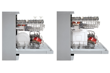 brandt dfh14104x - lave vaisselle 60 cm brandt - livraison gratuite