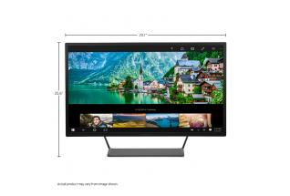 HP Pavilion 32 Display Annotated Image
