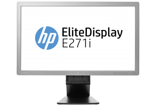 HP EliteDisplay E271i 27-inch LED Backlit Monitor
