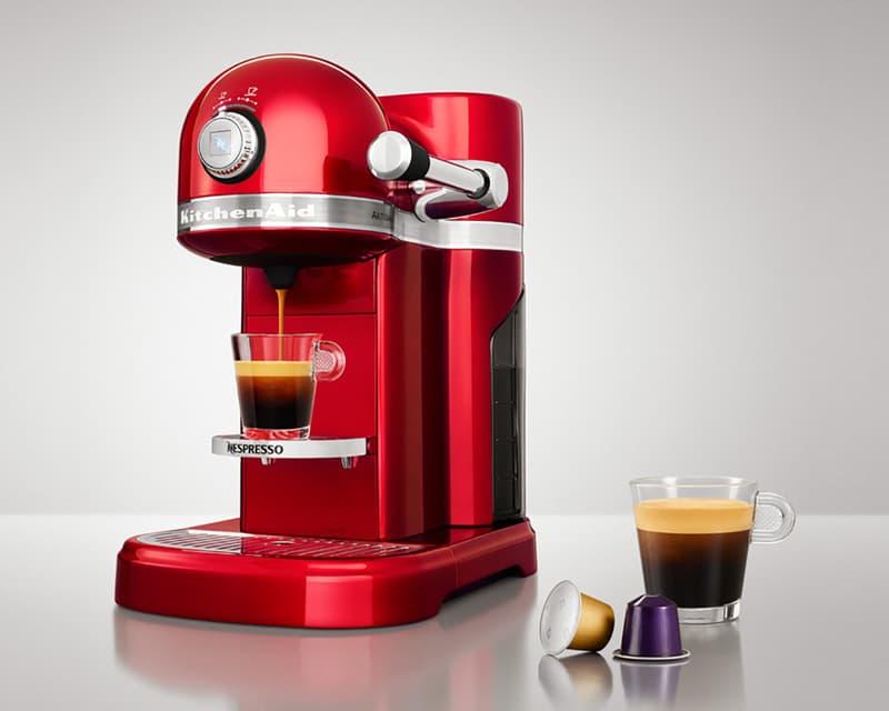 KITCHENAID 5KES0503EOB/5 noir onyx Pas Cher - Nespresso ...