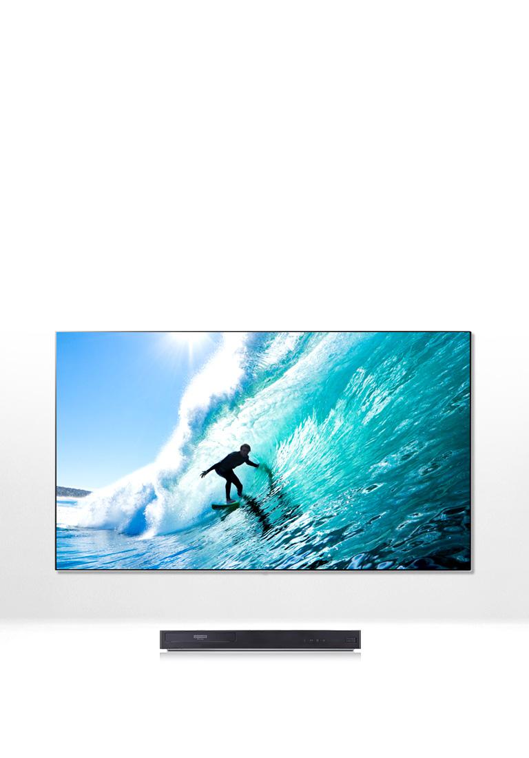 LG UP870 4K Ultra HD Blu-Ray Player   Electronic Express