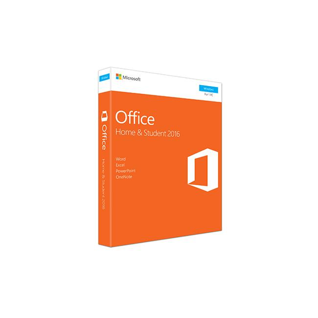 office home student 2016 1 pc product key card by office