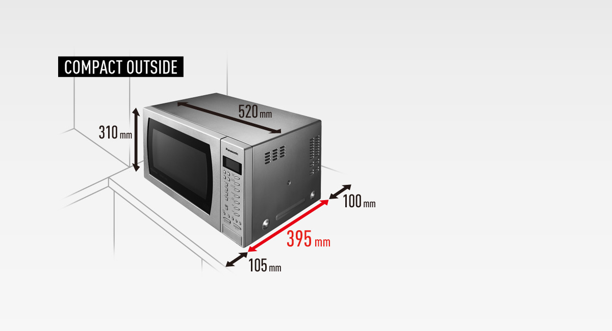 Microwave Oven Standard Sizes Bestmicrowave