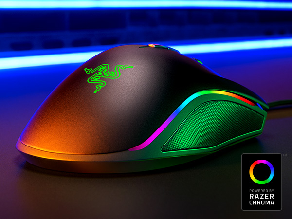 Extended Razer Chroma Lighting Zones