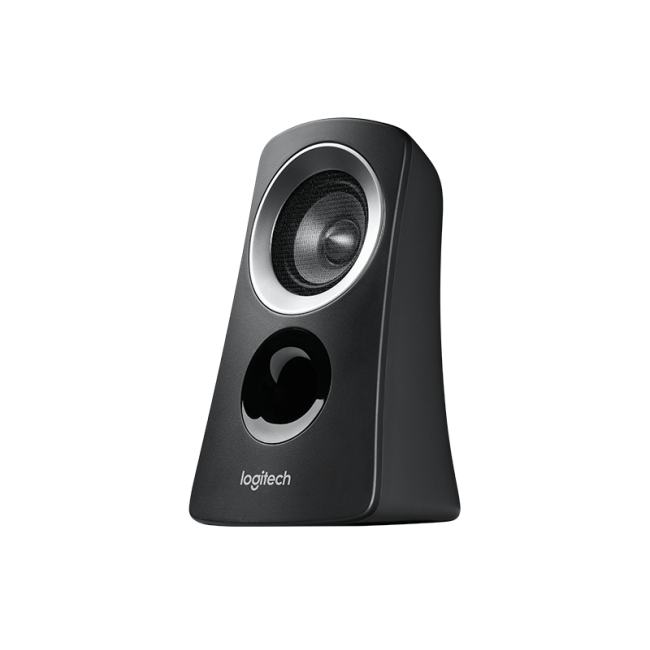 logitech computer speakers with subwoofer. picture 1 of 4: photo_gallery_image_1. « » logitech computer speakers with subwoofer