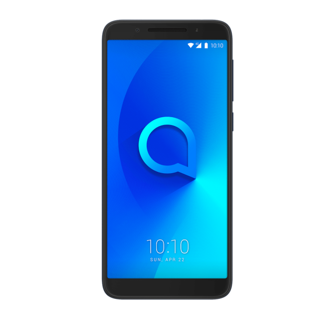 Alcatel 3 Spectrum Black 5 5