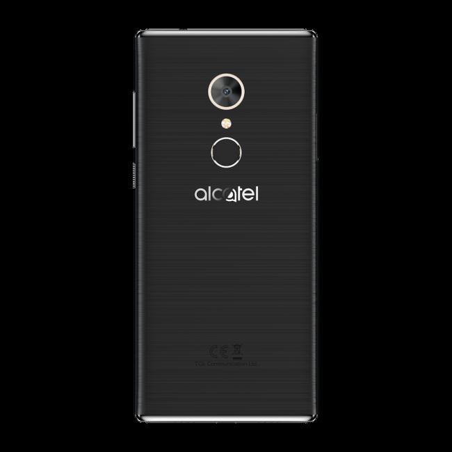 quality design b8f1c 012a2 Alcatel 5 Metallic Black 5.7