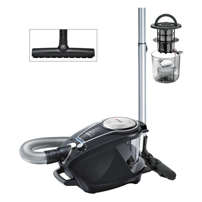 aspirateur sans sac bosch bgs7silall relaxx'x ultimate (4293398
