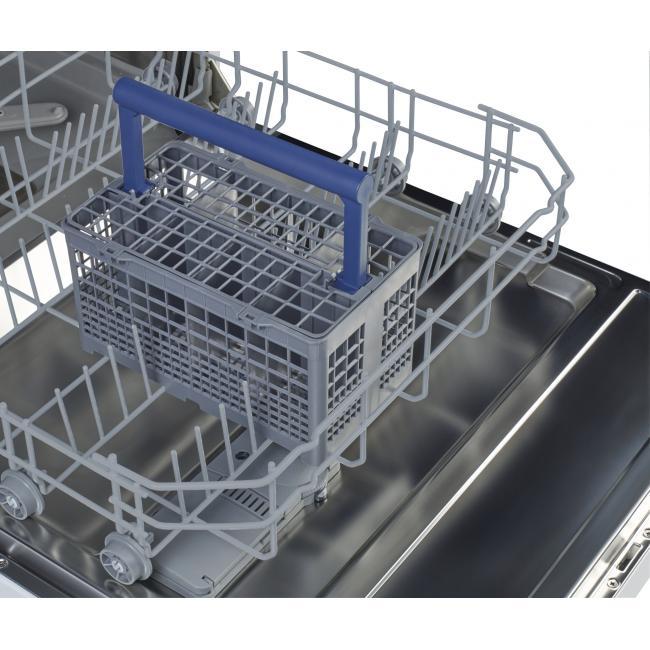 Lave Vaisselle Beko Lvp62s1 Quick Clean Silver Lave Vaisselle But