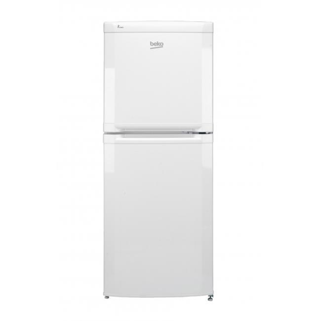 Beko 575813943 Beko_FridgeFreezer_CT5381APW_White_Closed zoom buy beko ct5381apw 40 60 fridge freezer white free delivery beko fridge freezer wiring diagram at edmiracle.co