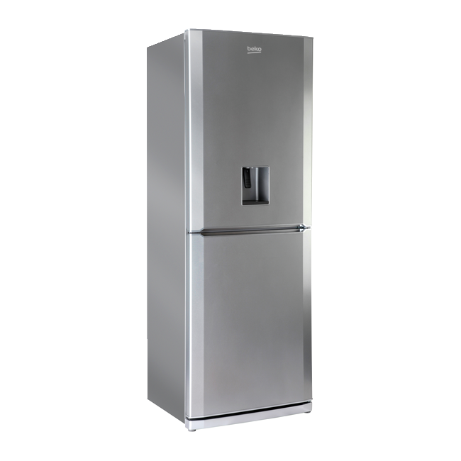 white refrigerator png. frost free combi fridge freezer white refrigerator png