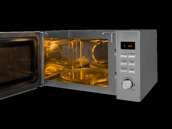 BEKO MGC20100S Forno Microonde con Grill Capacità 20 Litri