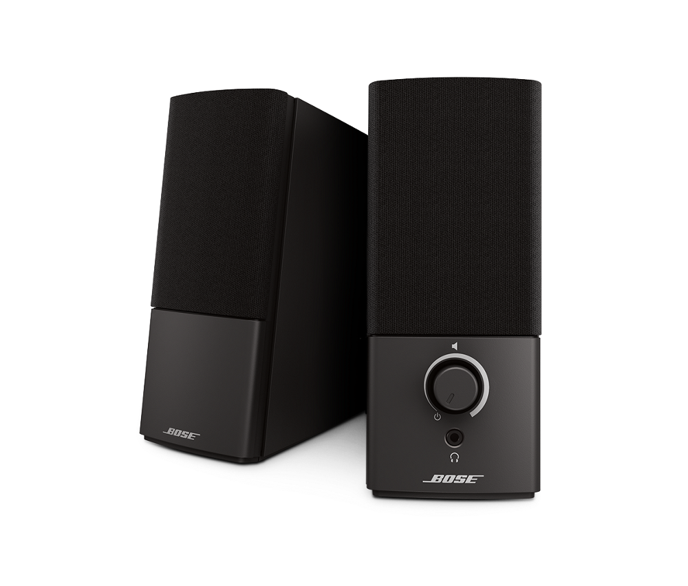 bose companion 2 serie iii multimedia speaker system pc. Black Bedroom Furniture Sets. Home Design Ideas