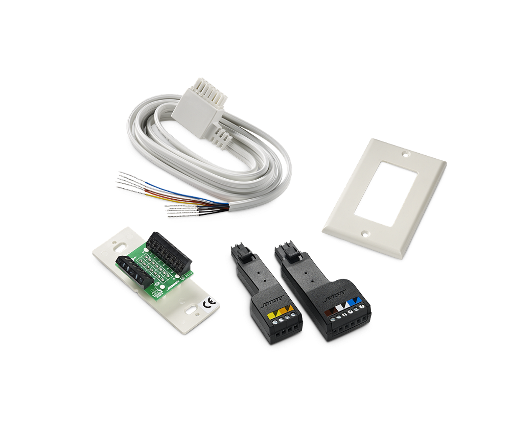 Bose Speaker Wire Adapter Kit For 51 61 Channel Wiring Speakers Home Theater