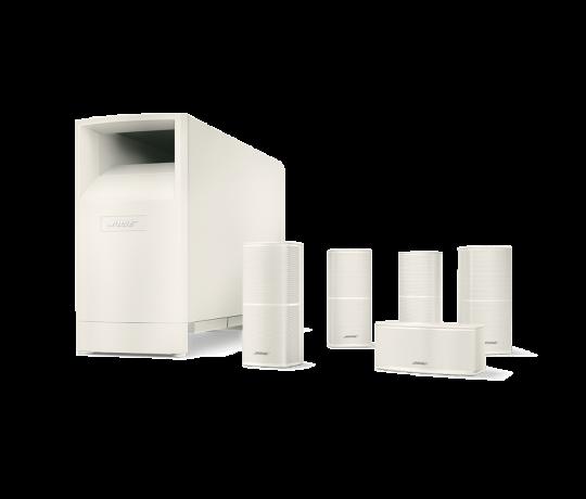 Sistema di diffusori per home cinema Acoustimass® 10 serie V Bianco 69749215a751