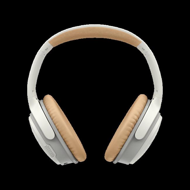 86fc4219ebb Bose SoundLink around-ear wireless headphones II - Headphones with mic -  full size - Bluetooth - wireless - white