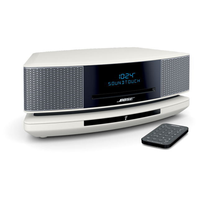 Bose Wave SoundTouch Music System IV (White)
