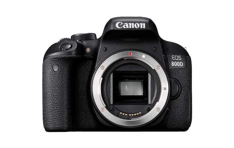 Canon 2675383012 canon EOS 800D front no cap - Otkup Canon EOS 800D
