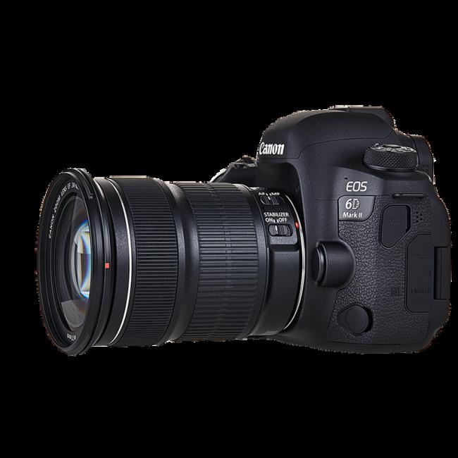 Характеристики Canon EOS 6D Mark II (1897C003)