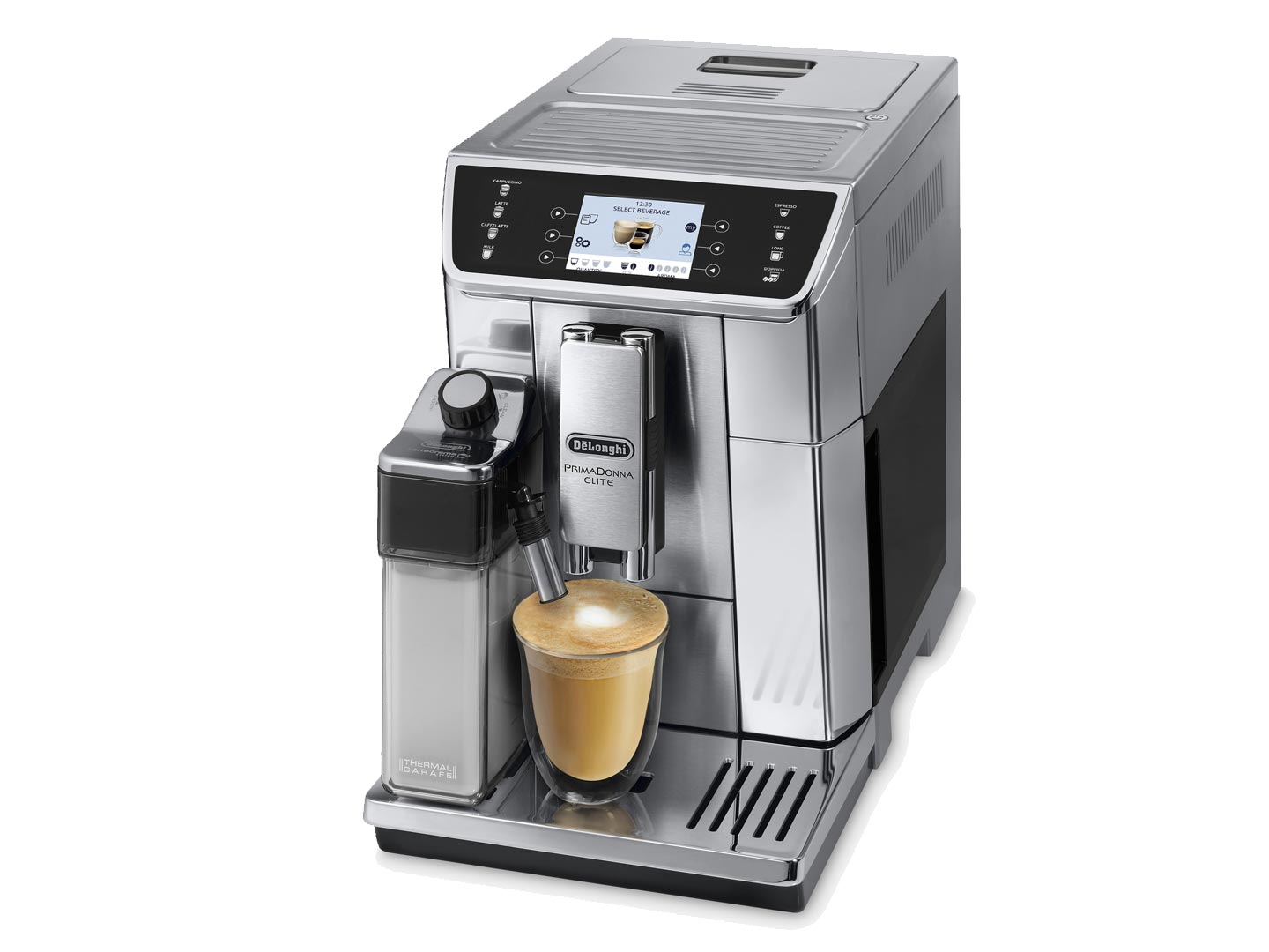 Coffee Machines The Good Guys Electrical Supplies Discount Equipment Delonghi Primadonna Elite Fully Auto Machine