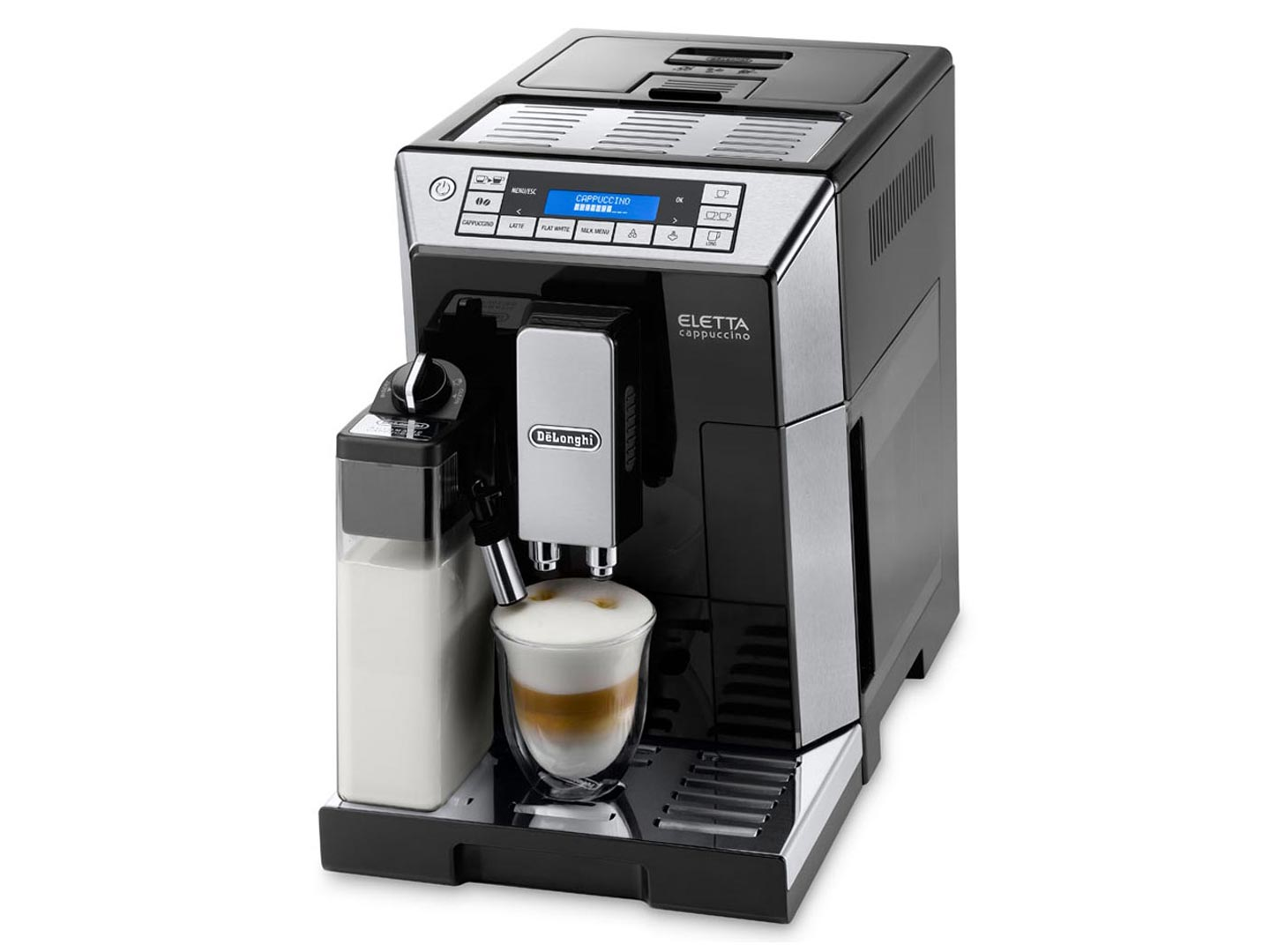 Electronic Coffee Machines For Business Use coffee machines the good guys delonghi eletta fully auto machine machine