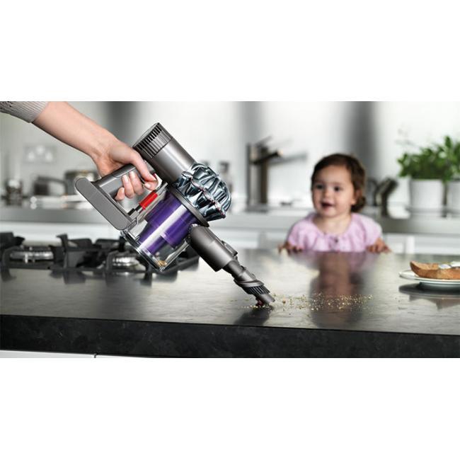 description - Dyson Handheld Vacuum