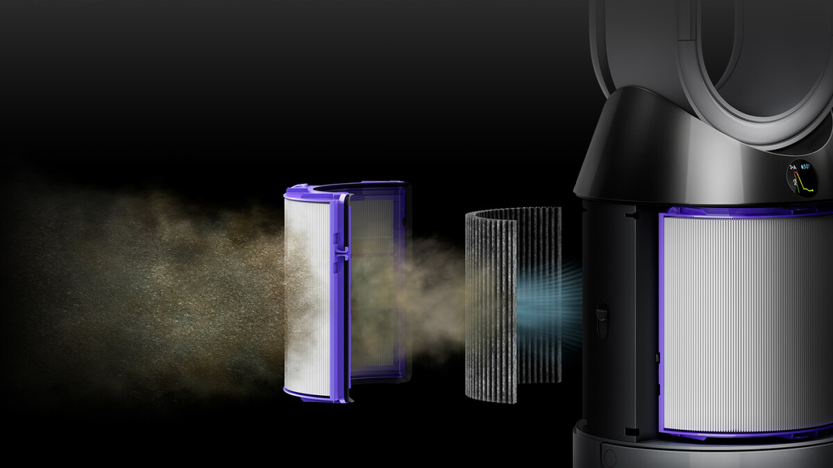 Дайсон мойка воздуха видеообзор dyson