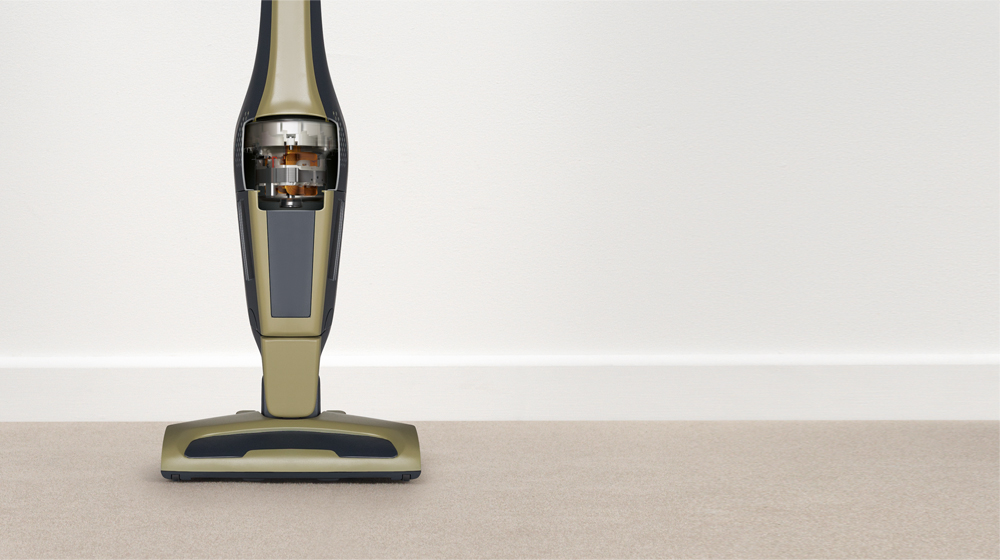 Other Cordless Vacuum Manufacturers Compromise On Either Weight Or Suction Because They Have To Choose