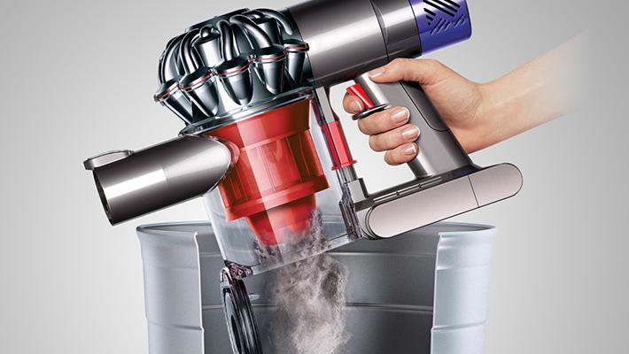 aspirateur balai dyson v6 total clean (4142500) | darty
