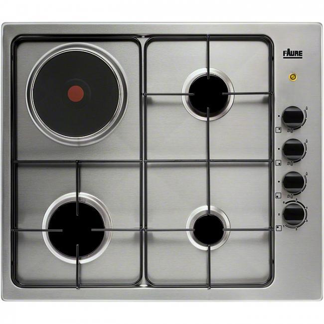 Plaque de cuisson mixte électrique et gaz   Darty 080234ce7d04