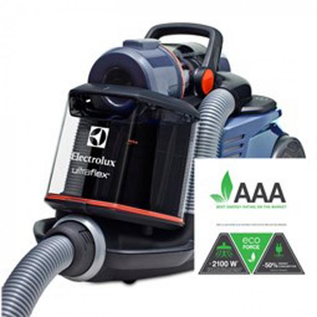 aspirateur sans sac electrolux ultraflex zufclassic - zufclassic