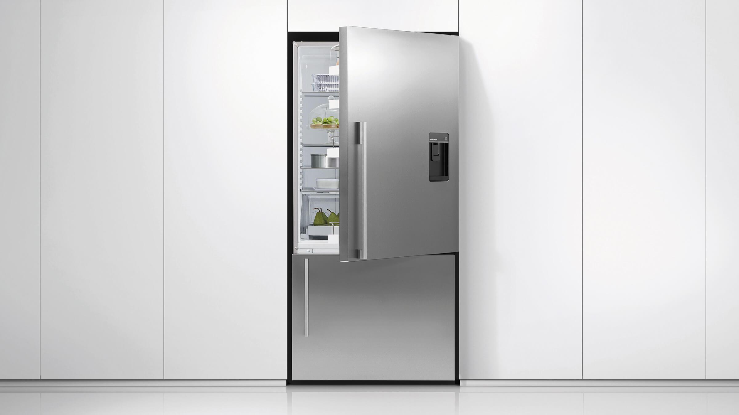 Fisher Paykel Activesmart Fridge Freezer E442brxfdu5 Stainless