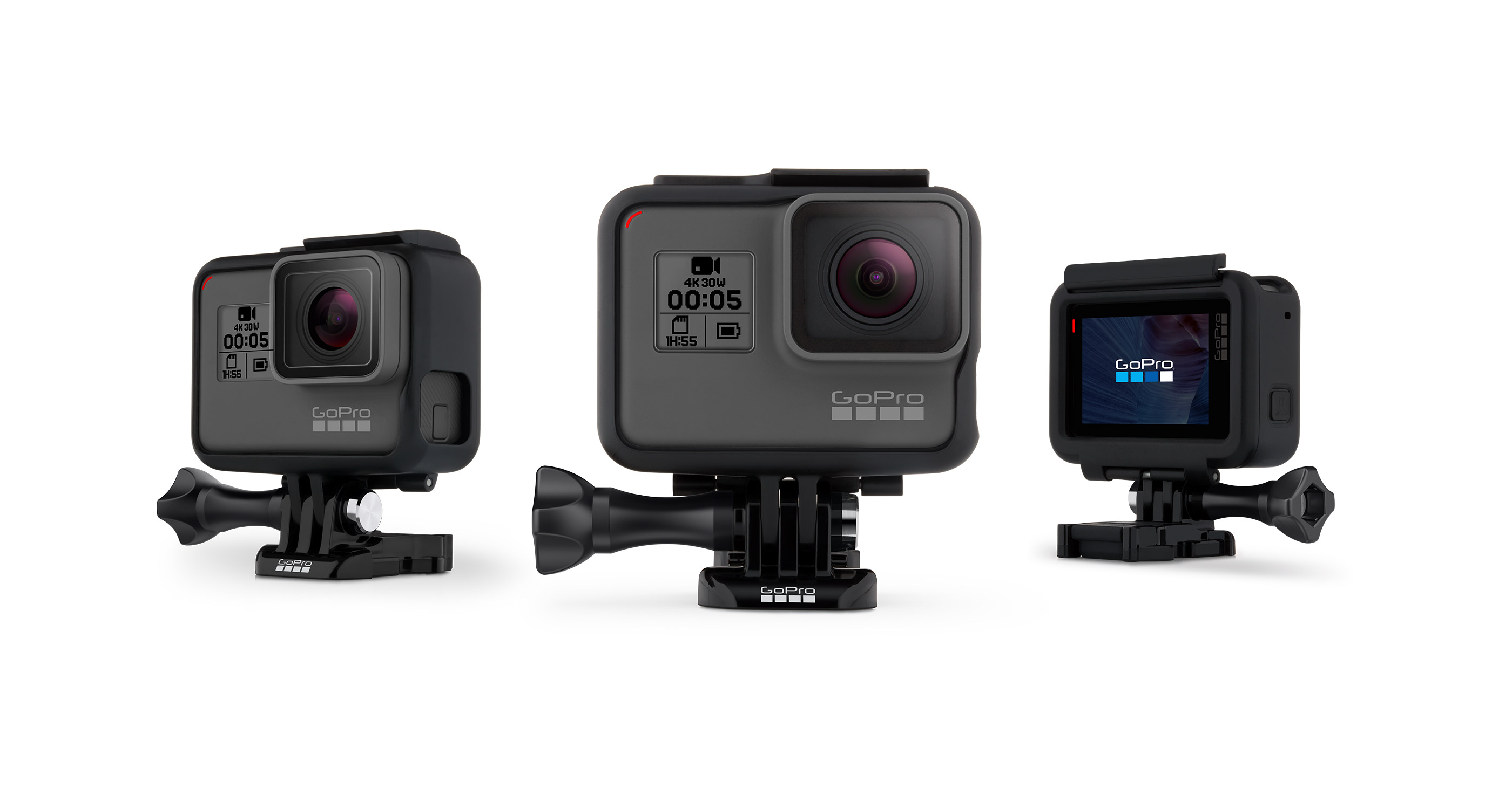 GoPro The Frame (HERO5 Black) - Noel Leeming
