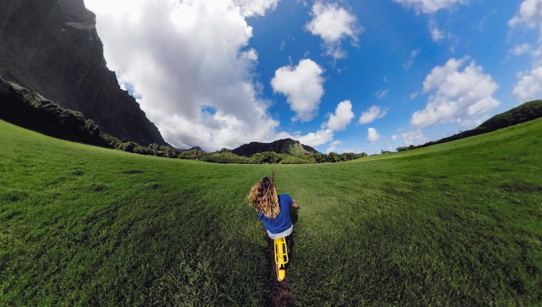 GoPro Fusion 360° Action Camera