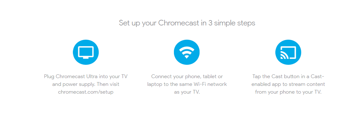 Google Chromecast Ultra 4K Video