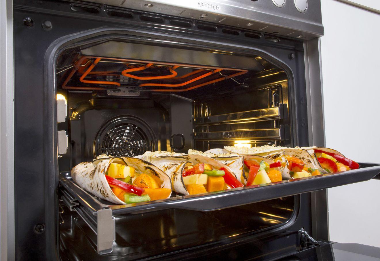 печка GORENJE K6351WF
