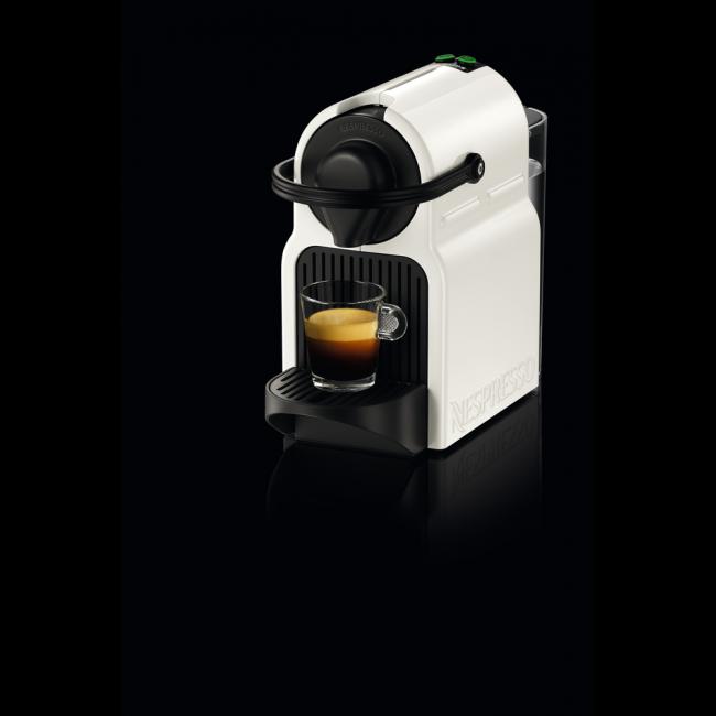 Nespresso Inissia Blanche expresso krups inissia nespresso pure white yy1530fd - inissia