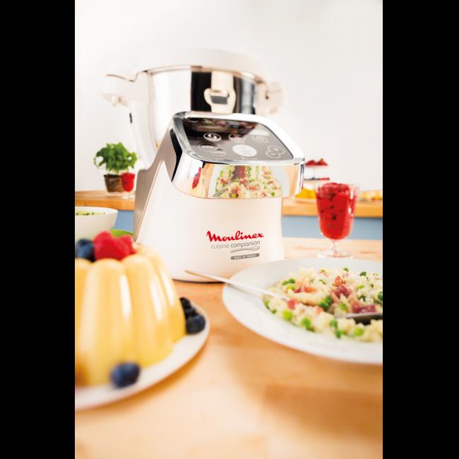 Moulinex Hf800 Companion Cuisine | Robot Cuiseur Moulinex Companion Cuisine Hf800a10 Companion