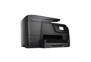 HP OfficeJet Pro 8710 All-in-One, hero right facing