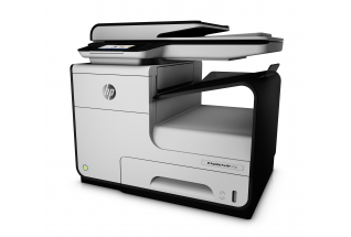 HP PageWide Pro MFP 477dn MFP, Hero, Left facing, no output