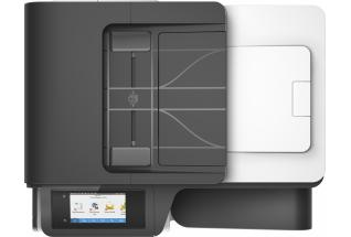 HP PageWide MFP 377dw MFP, Aerial/Top, no output
