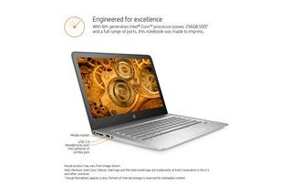 HP ENVY Notebook 13-d040nr Annotated Image