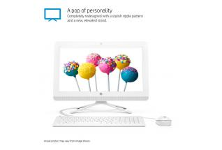 HP All-in-One 20-c010 Annotated Image