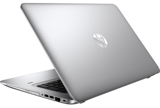 HP ProBook 470 G4, (nontouch) Catalog, Left Rear Facing