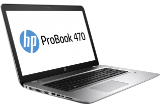 HP ProBook 470 G4, (nontouch) Catalog, Right Facing
