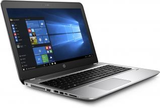HP ProBook 455, (nontouch) with Windows 10 screen, Catalog, Right Facing