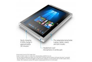 3C16 - HP x2 Detachable 10-p010nr