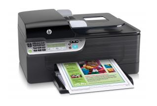 HP Officejet 4500 Wireless All-in-One Printer - G510n