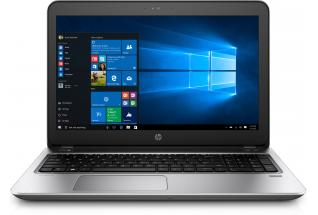 HP ProBook 450 G4, (nontouch) with Windows 10 screen, Catalog, Front Facing