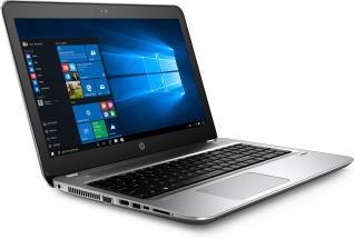 HP ProBook 450 G4, (nontouch) with Windows 10 screen, Catalog, Right Facing